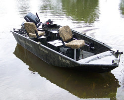 2013 - Xtreme Boats - Brute 1448 SS