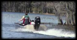 2014 - Xtreme Boats - Brute 1660 Bass