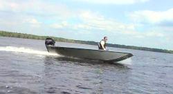 2014 - Xtreme Boats - River Skiff 1648
