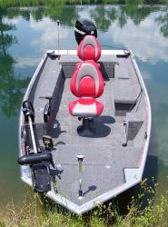 2014 - Xtreme Boats - Pro 152 SS