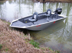 2019 - Xtreme Boats - Brute 1660 SC