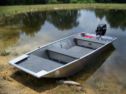 2019 - Xtreme Boats - River Skiff 1648 SS