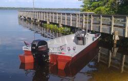 2019 - Xtreme Boats - River Skiff 1654 Flats