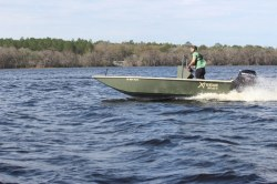 2020 - Xtreme Boats - River Skiff 1654