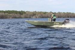 2020 - Xtreme Boats - River Skiff 1548