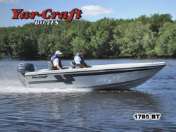 Yar-Craft Boats 1785 BT Multi-Species Fishing Boat