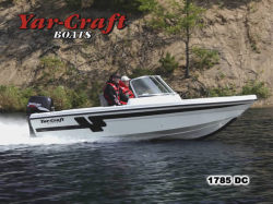 Yar-Craft Boats 1785 DC Multi-Species Fishing Boat
