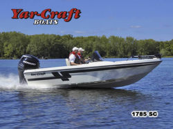 Yar-Craft Boats 1785 SC Multi-Species Fishing Boat
