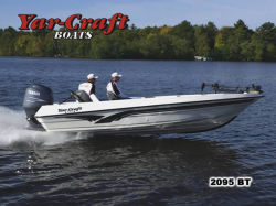 Yar-Craft Boats 2095 BT Multi-Species Fishing Boat