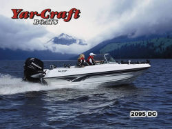 Yar-Craft Boats 2095 DC Multi-Species Fishing Boat