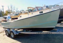 2019 Seaway 18 Sportsman Yarmouth ME