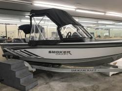 2017 RH Boats 19' SH