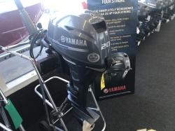 2017 Yamaha Marine T25LA