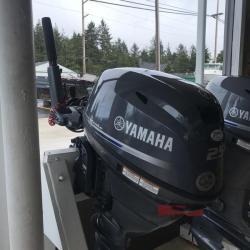 2015 Yamaha Marine F25SEHA