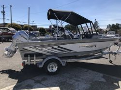 1988 NW Challenger 15 Open Bow