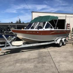 2006 Fish-Rite 21 Explorer Inboard
