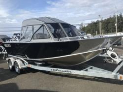 1997 North River Boats 21' Commander
